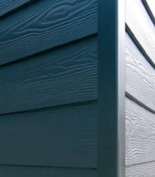 Vedligeholdelsesfri beklædning til carport – Bordben jern